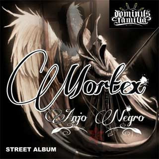 mortex, anjo negro, street album