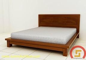 Mẫu giường ngủ SMF 743