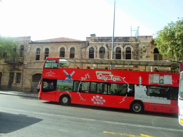 סיטי תור ירושלים - איזו דרך נפלאה להכיר את היפה מכ...