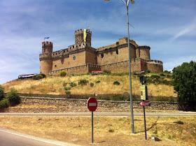 Ruta en bici de Madrid a Manzanares el Real por el GR-124