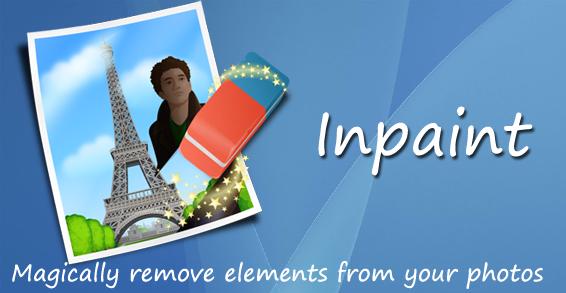 Inpaint 6.2 - Bản mới nhất