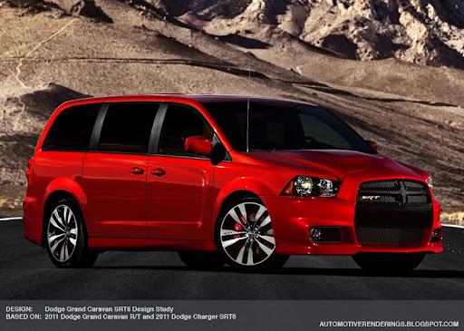 Greatest Car Related Idea Give The Dodge Caravan The Srt8