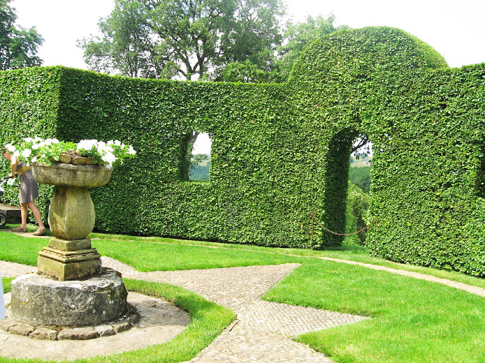 Les jardins du manoir d 39 eyrignac le blog de mes histoires de - Jardins du manoir d eyrignac ...