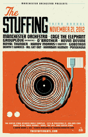 New Show: The Stuffing | Atlanta, GA | November 21st