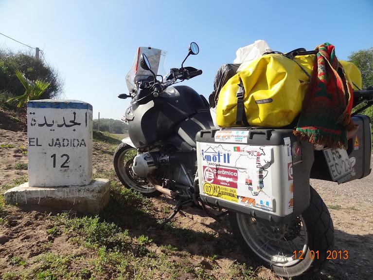 marrocos - Marrocos e Mauritãnia a Queimar Pneu e Gasolina DSC05369