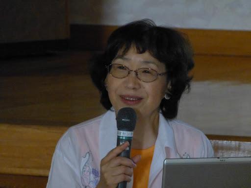 平野憲子事務局長