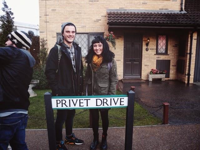 Warner Bros Studios, Harry Potter, Privet Drive