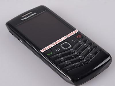 Bán BlackBerry 9105 nguyên bản, đẹp như mới giá rẻ - BB 9105 3G WIFI nhỏ gọn, mạnh mẽ