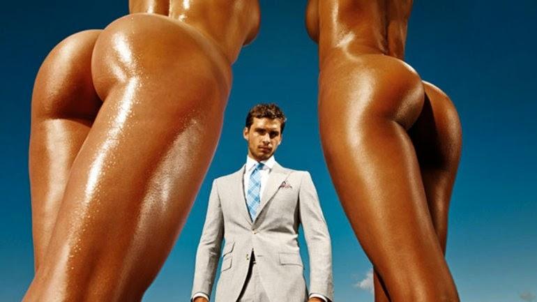 Campaña machista de la marca de moda SuitSupply levanta protestas en el Reino Unido