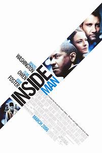 Điệp Vụ Kép - Inside Man poster