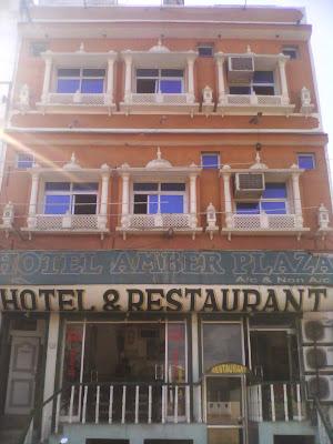Hotel Amber Plaza