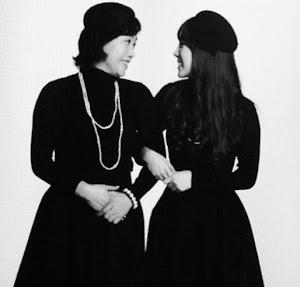 少女時代テヨンと母のInstagram