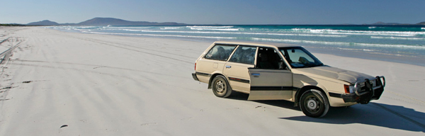 Do a Car Hire: See the Beautiful Beaches of Australia thumbnail