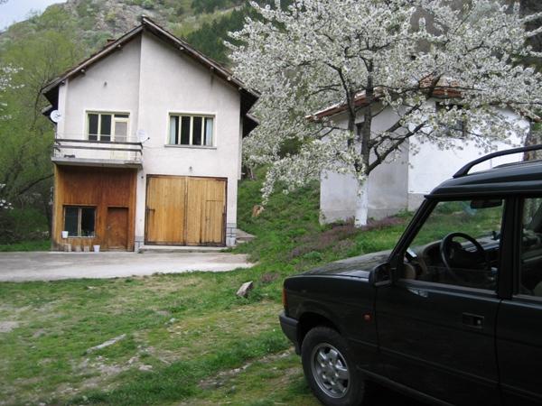 Началото - зарибяване с балканска пъстърва