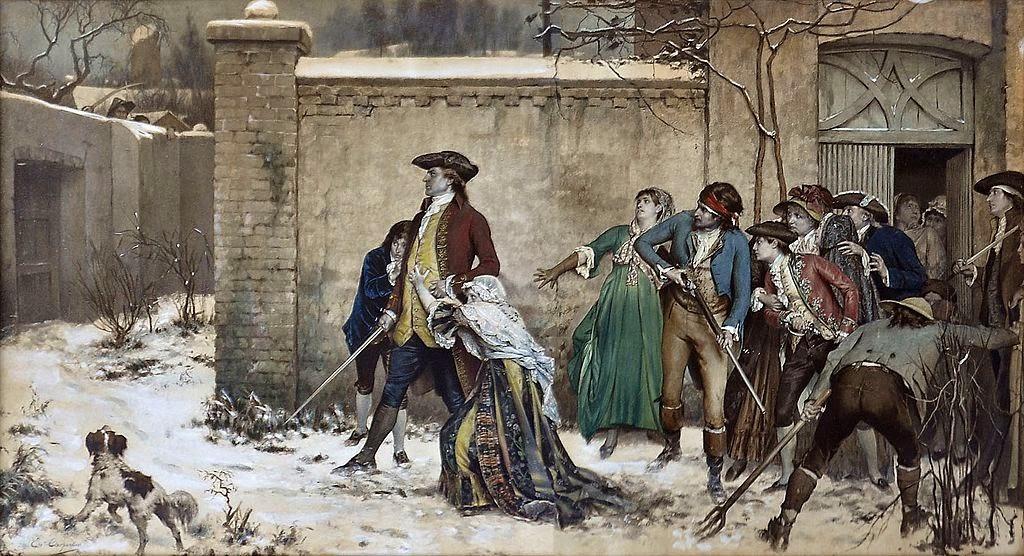 Evariste Carpentier - Guerre de Vendée