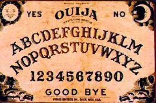 Dont Blame The Ouija