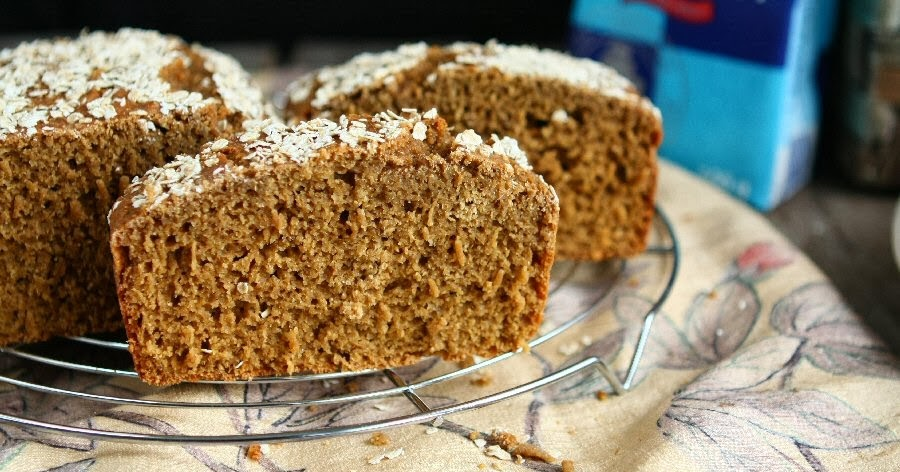 Emmer Quick Bread with Molasses