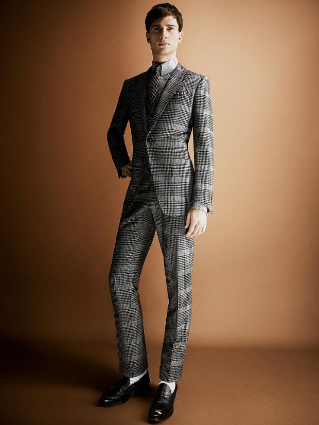 *Tom Ford男性最高指標2013AW形象:展現奢華復古紳士魅力 7