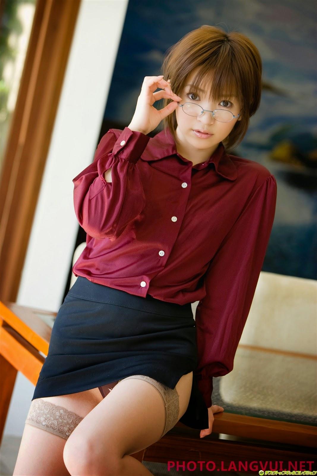 DGC No-1157 Ryoko Tanaka