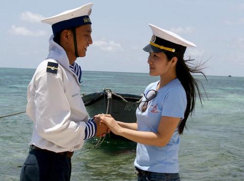 Tình yêu người lính biển