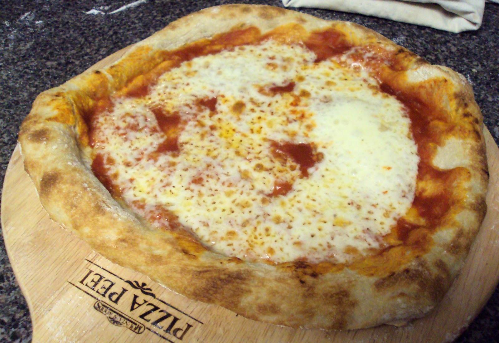 Dreams of sugar la mia ricetta per la pizza nel forno di casa - Forno per la pizza ...