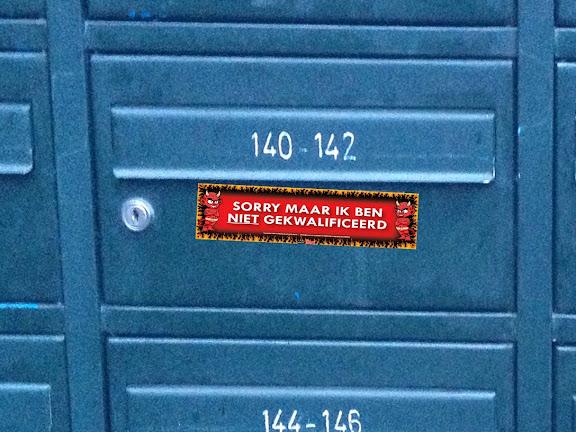 Fun sticker voorbeeld brievenbus1