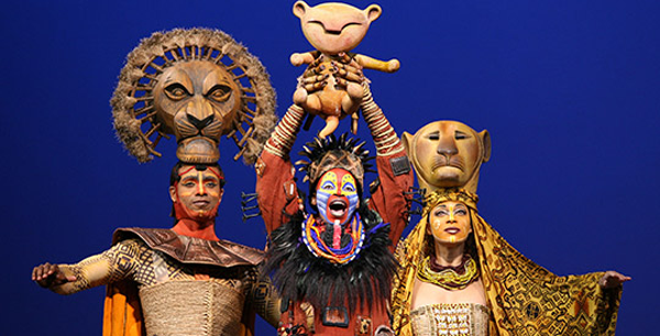 the lion king musical watch and share it was incredible