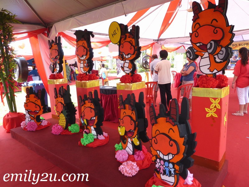 Astrolife Chinese New Year Carnival 2012 Ipoh
