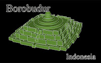Borobudur ‐Indonesia‐
