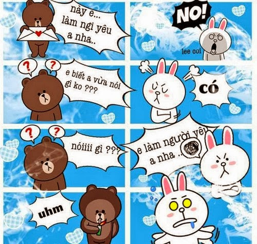 anh che cony