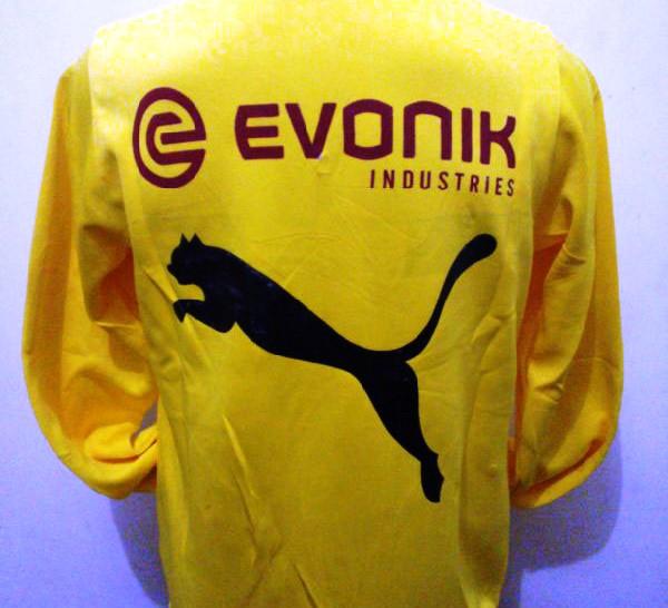 Jaket Dortmund Warna Kuning 2014