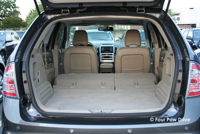 Ford Edge Dimensions >> 2010 Ford Edge Sel Four Paw Drive