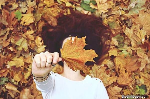 thơ mùa thu chia tay buồn