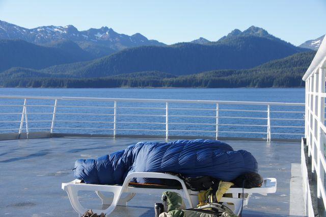 達人帶路-環遊世界-阿拉斯加遊輪