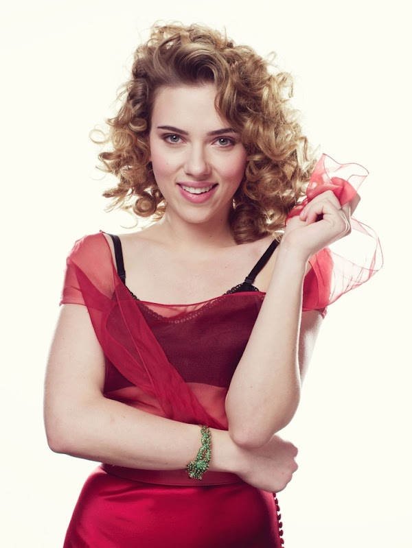 Scarlett Johansson Michelangelo di Battista Shoot for InStyle Magazine (May 2010)(Best-9photos)9