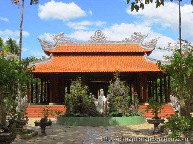 Chùa Phật Ân thông báo
