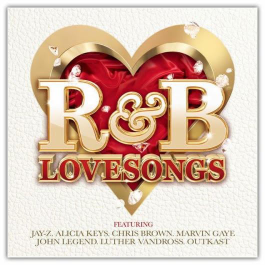 1 R&B Love Songs (2014)