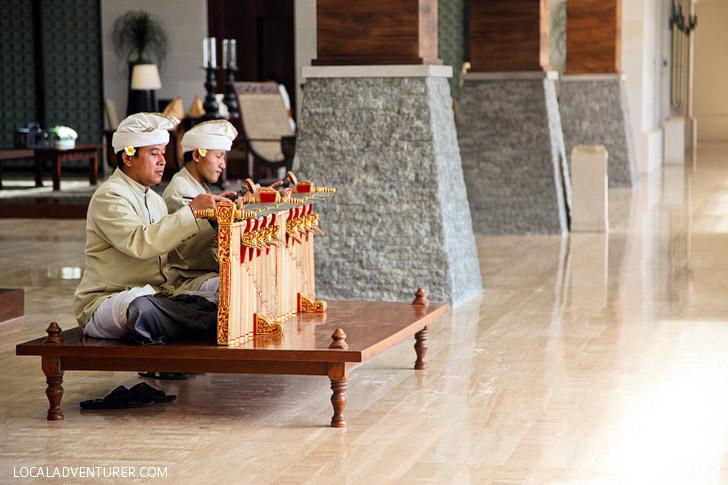 St Regis Resort - Best Bali Resorts.