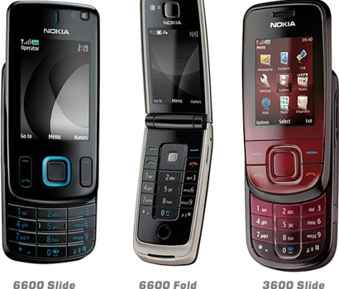 Latest Nokia Mobile Phones