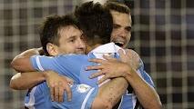 Goles Argentina Venezuela [3 - 0]video Messi Higuain 22Marzo