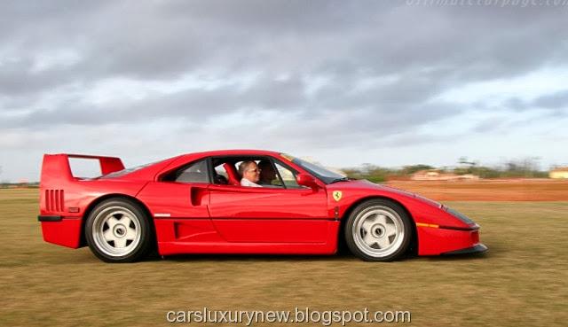 1987-1992 Ferrari F40 MPG