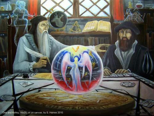 Ce Este Magia Enochian Cele Dou Tradiii Mistice Ale Lui Enoh