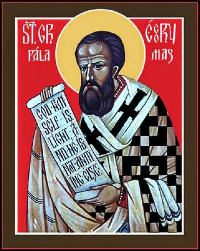 2nd Sunday Of Great Lent St Gregory Palamas