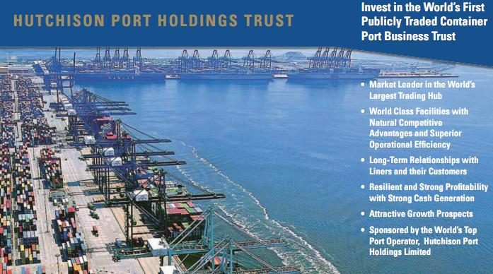 Xinghua port holdings ipo price