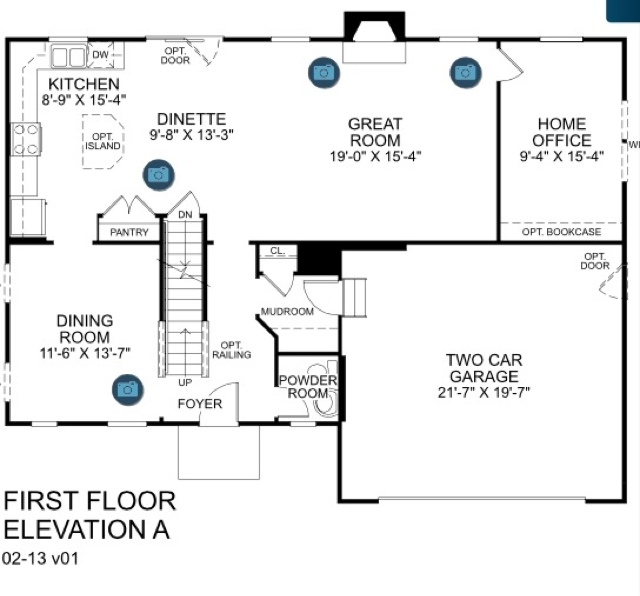 Ryan Homes Floor Plans