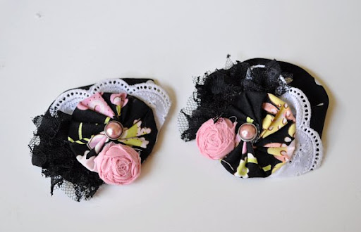 Hair Clip Fascinator