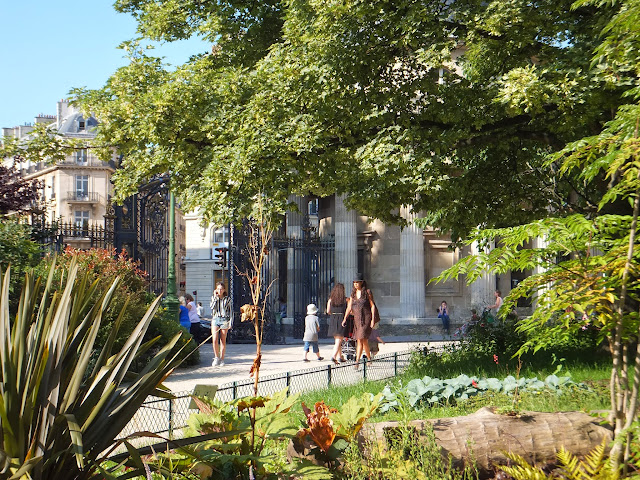 Parque Monceau, París, Elisa N, Blog de Viajes, Lifestyle