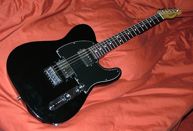 [DHAV_9290]  Fender Blacktop Tele --> Standard Tele project | The Gear Page | Blacktop Telecaster Wiring Mods |  | The Gear Page