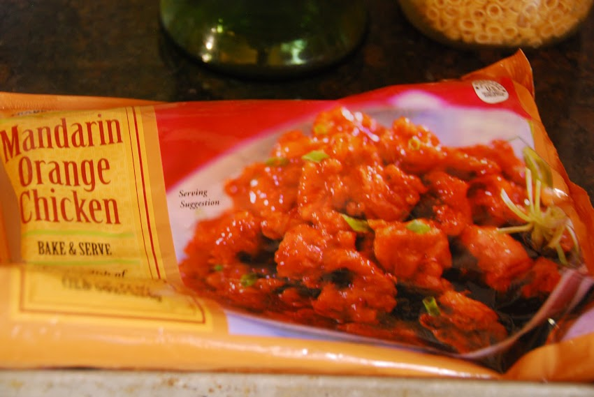 Mandarin Orange Chicken - Trader Joe's
