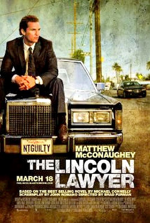 """The Voice Of Silence: Review of film: """"THE LINCOLN LAWYER"""""""